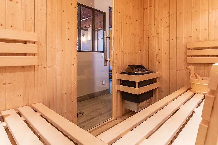 Le Sauna Finlandais